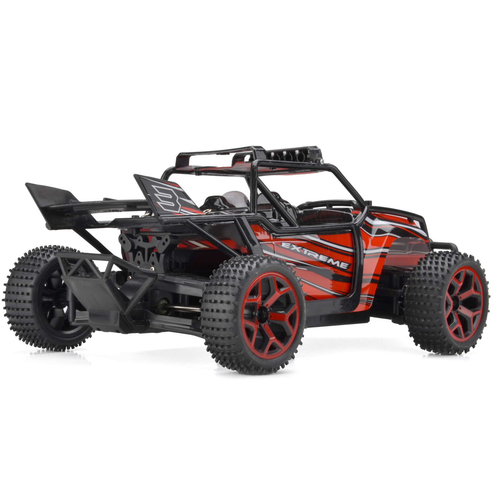 1 18 scale electric rc car off road truck 2 4ghz 4wd high. Black Bedroom Furniture Sets. Home Design Ideas