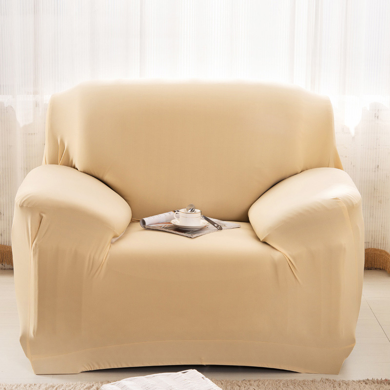 Micro suede slipcover stretch couch furniture soft sofa for Suede furniture