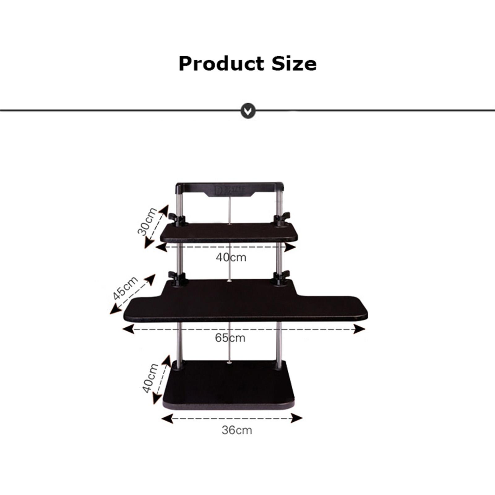 Emejing Standing Desk Ergonomics Diagram Ideas