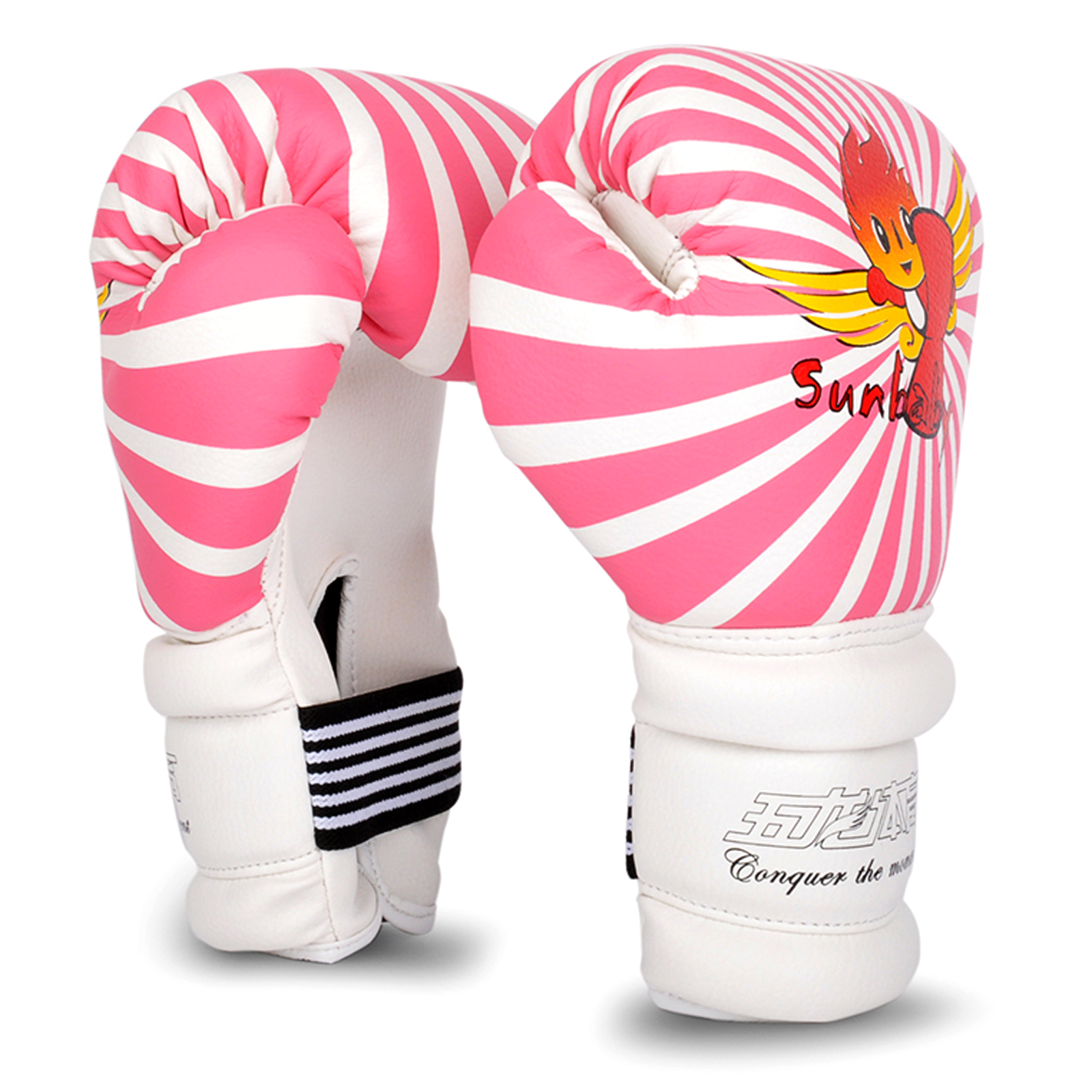 6oz Junior Punchbag Sparring MMW Training Kick Boxing Gloves Kids Boxing Gloves