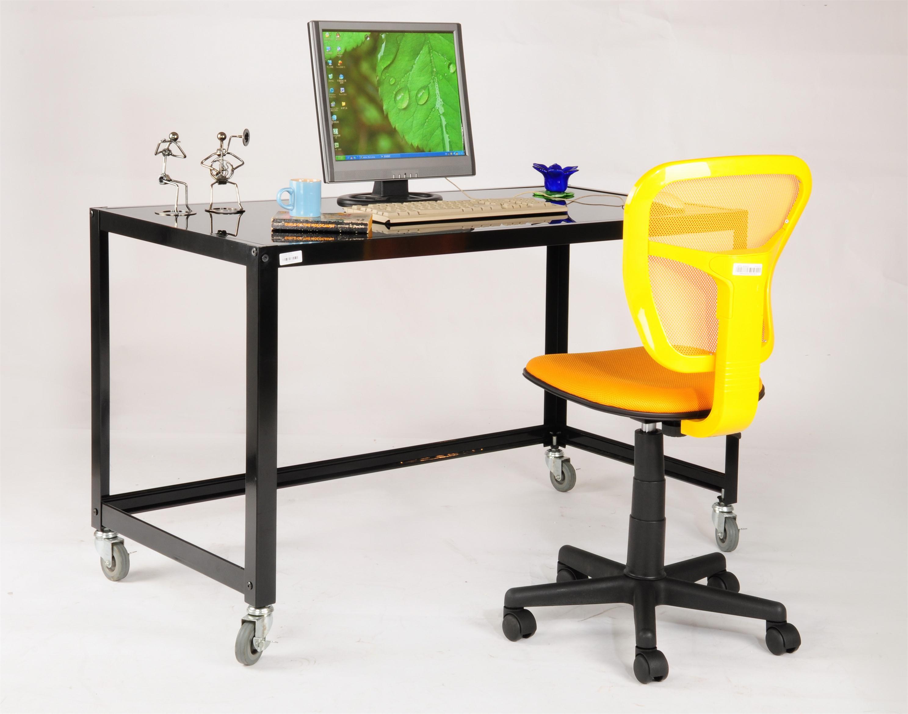 Ergonomic Adjustable Mesh Mid Back Office Computer Desk