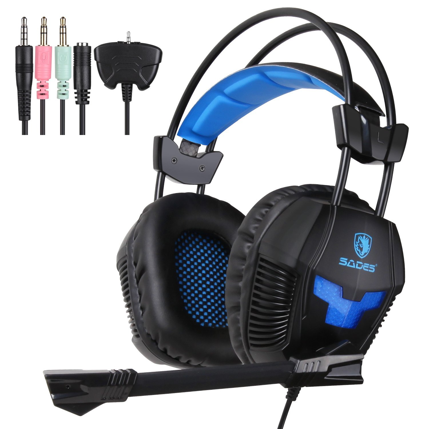 Twin Size Bed Headset