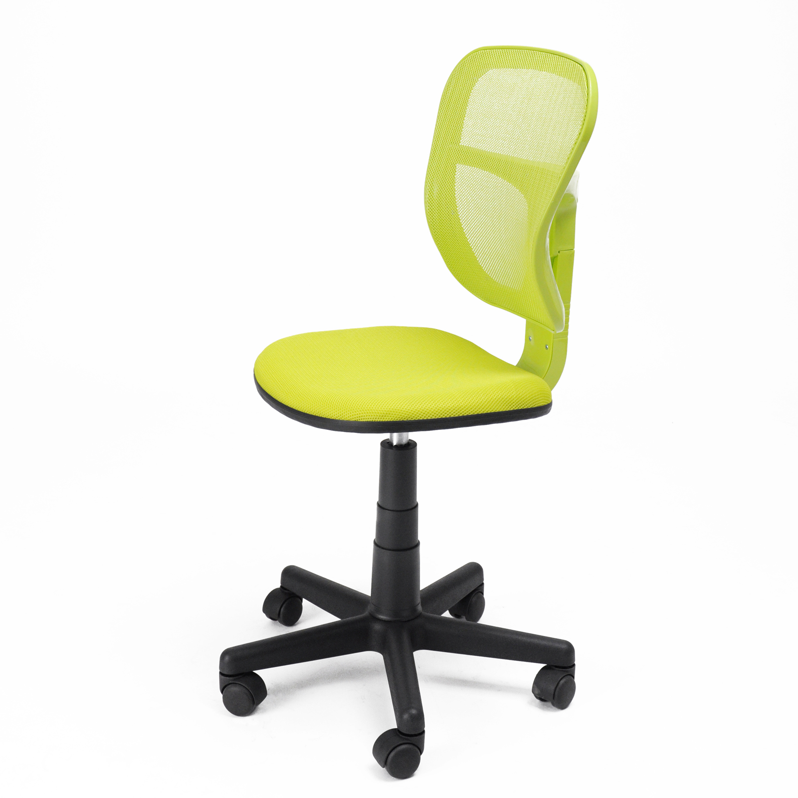 Mid Black Mesh Computer Task Chair. Second-sun.co