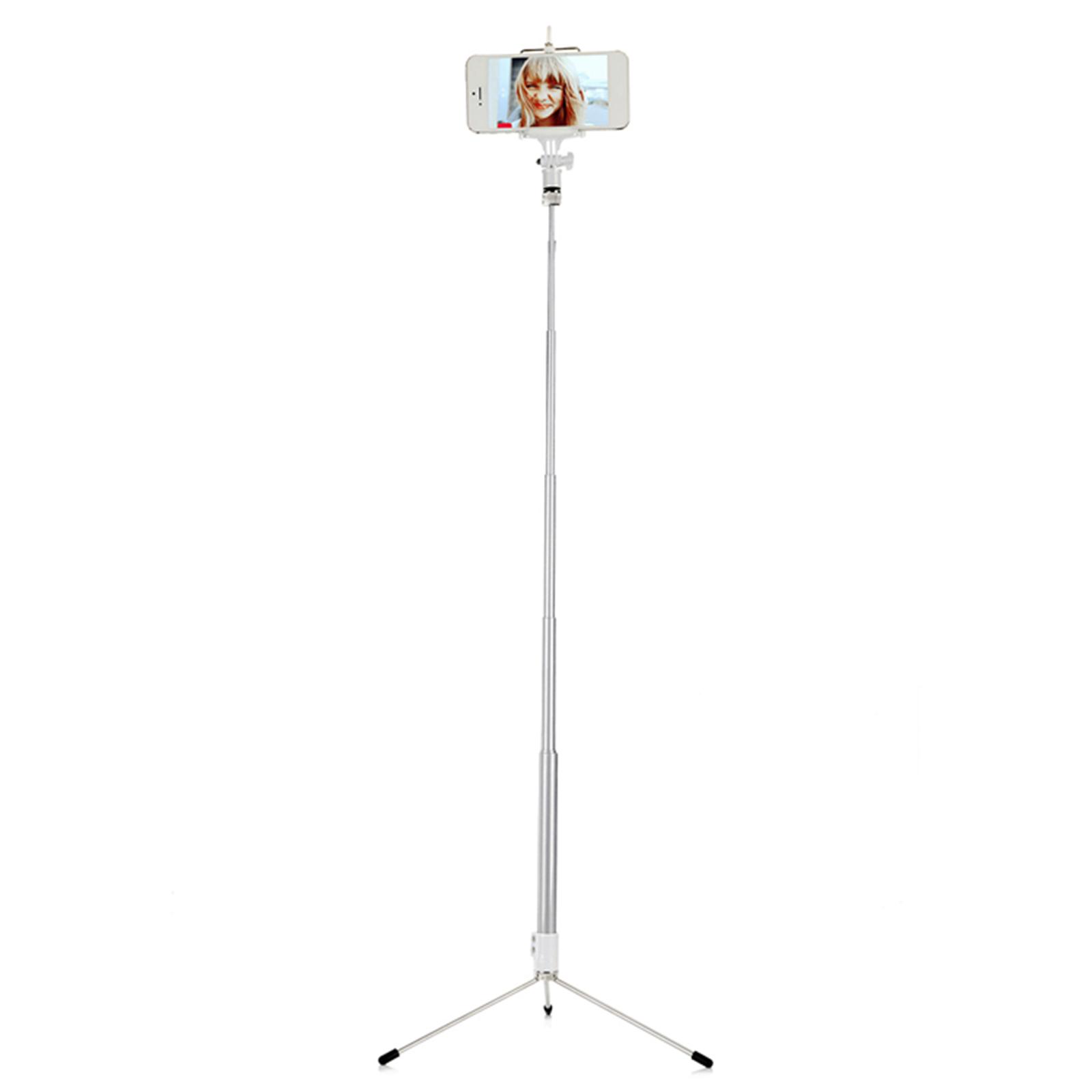dispho photo taking holder selfie stick handheld bluetooth wireless with tripod. Black Bedroom Furniture Sets. Home Design Ideas
