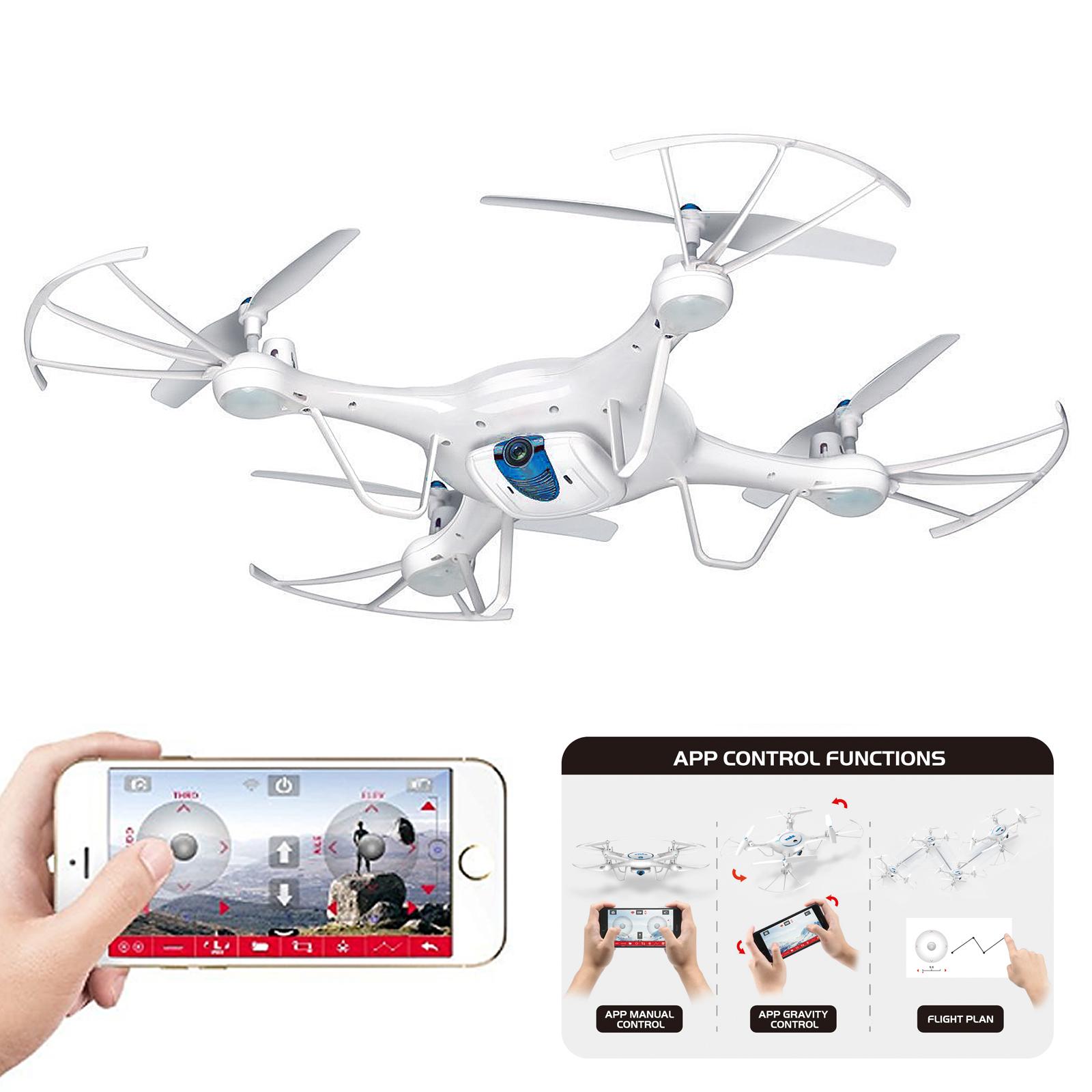 Syma X5UW Wifi FPV RC Quadcopter Drone Camera 720P HD 2