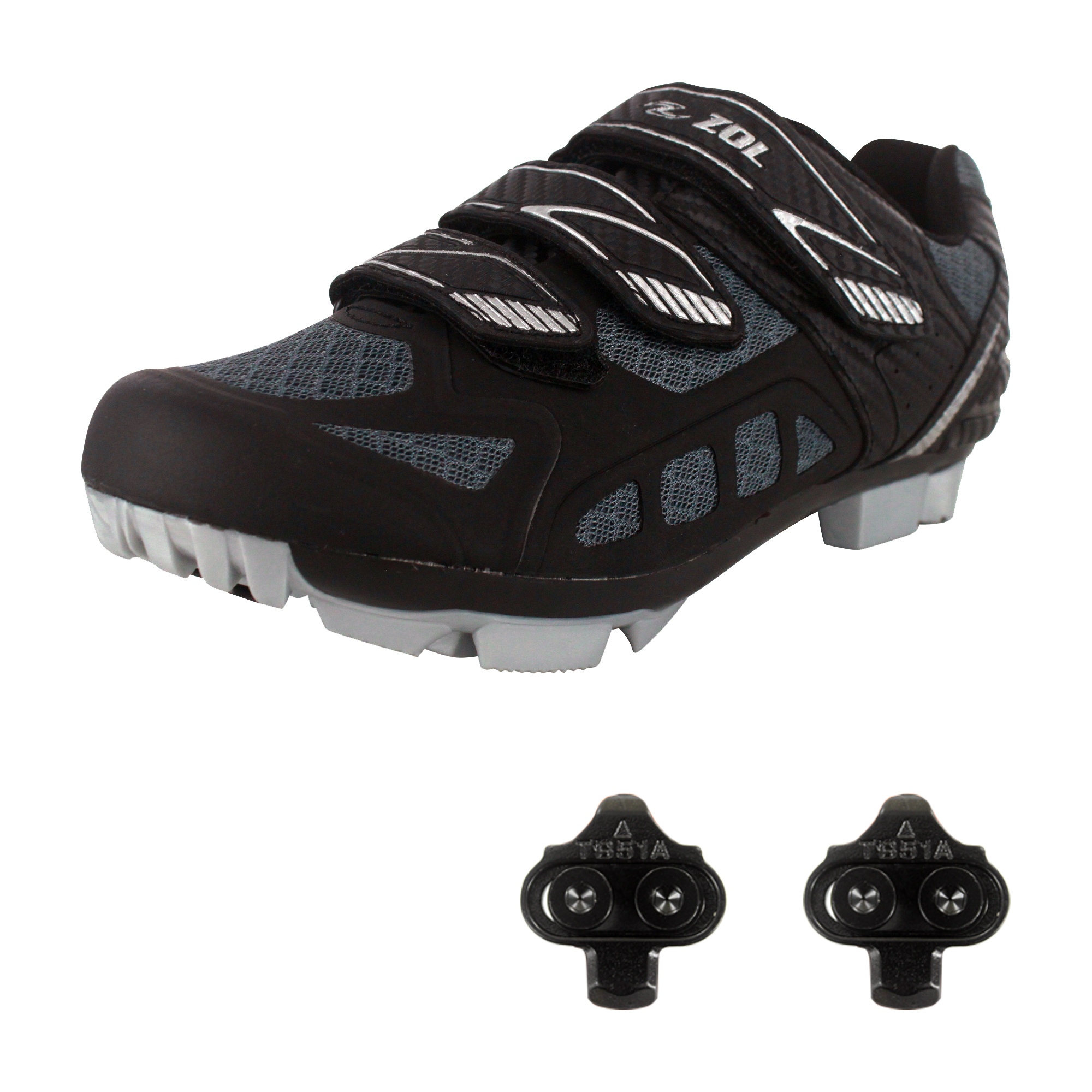 Zol Predator MTB Mountain Bike and Indoor Cycling Shoes ...