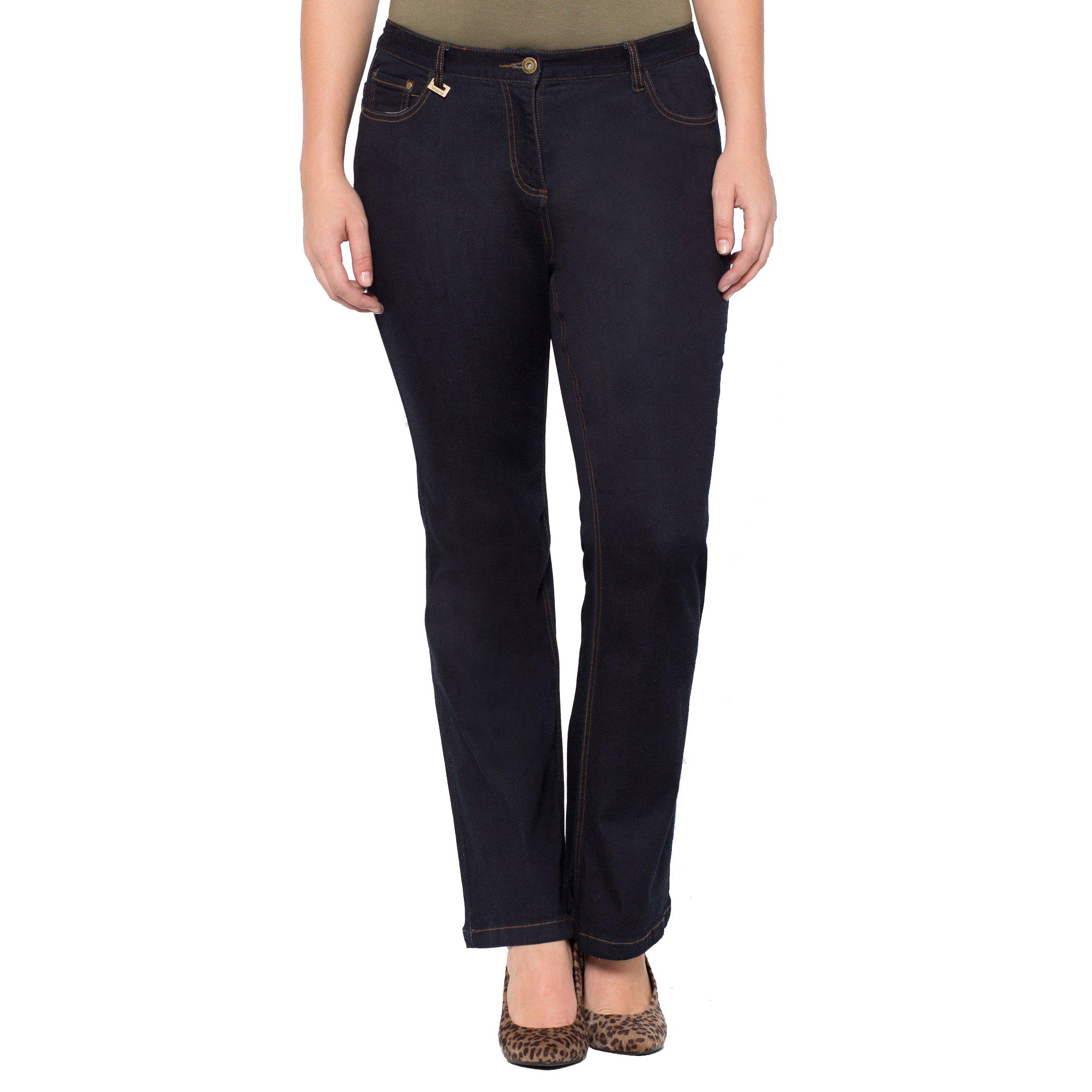 Castaluna Womens Curvy Fit Bootcut Stretch Jeans Length 31 324467049