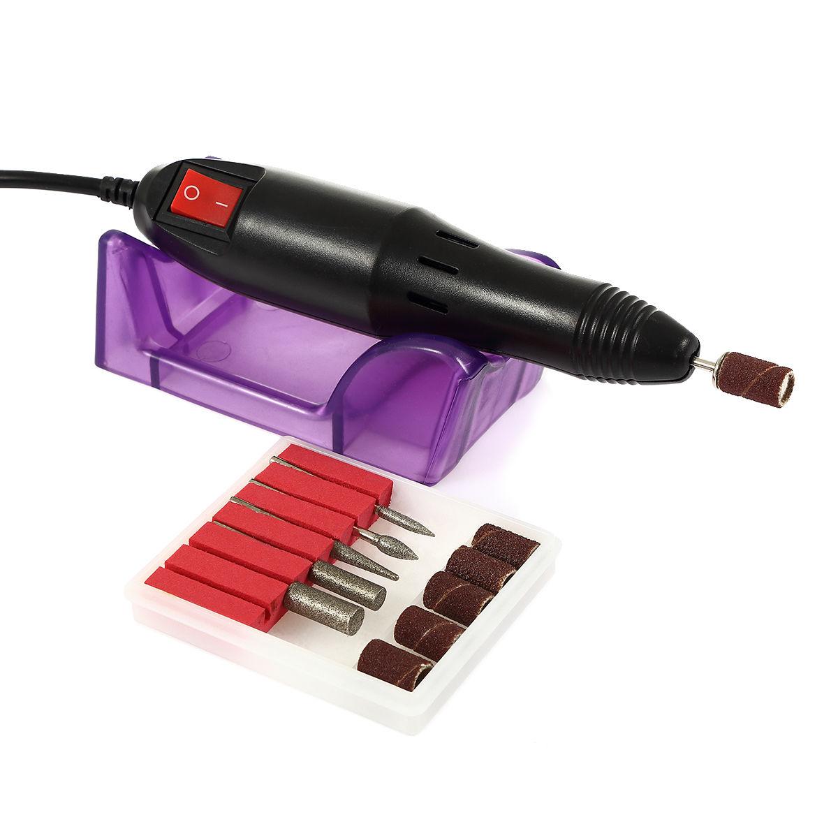 acrylic nail machine
