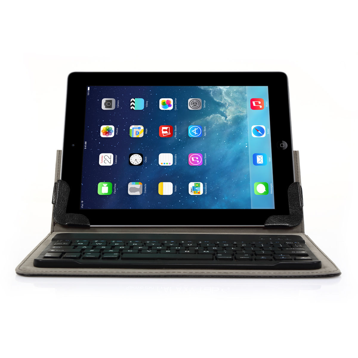 """10"""" Tablet Universal Bluetooth Keyboard Case For Microsoft Surface ASUS Tablet"""