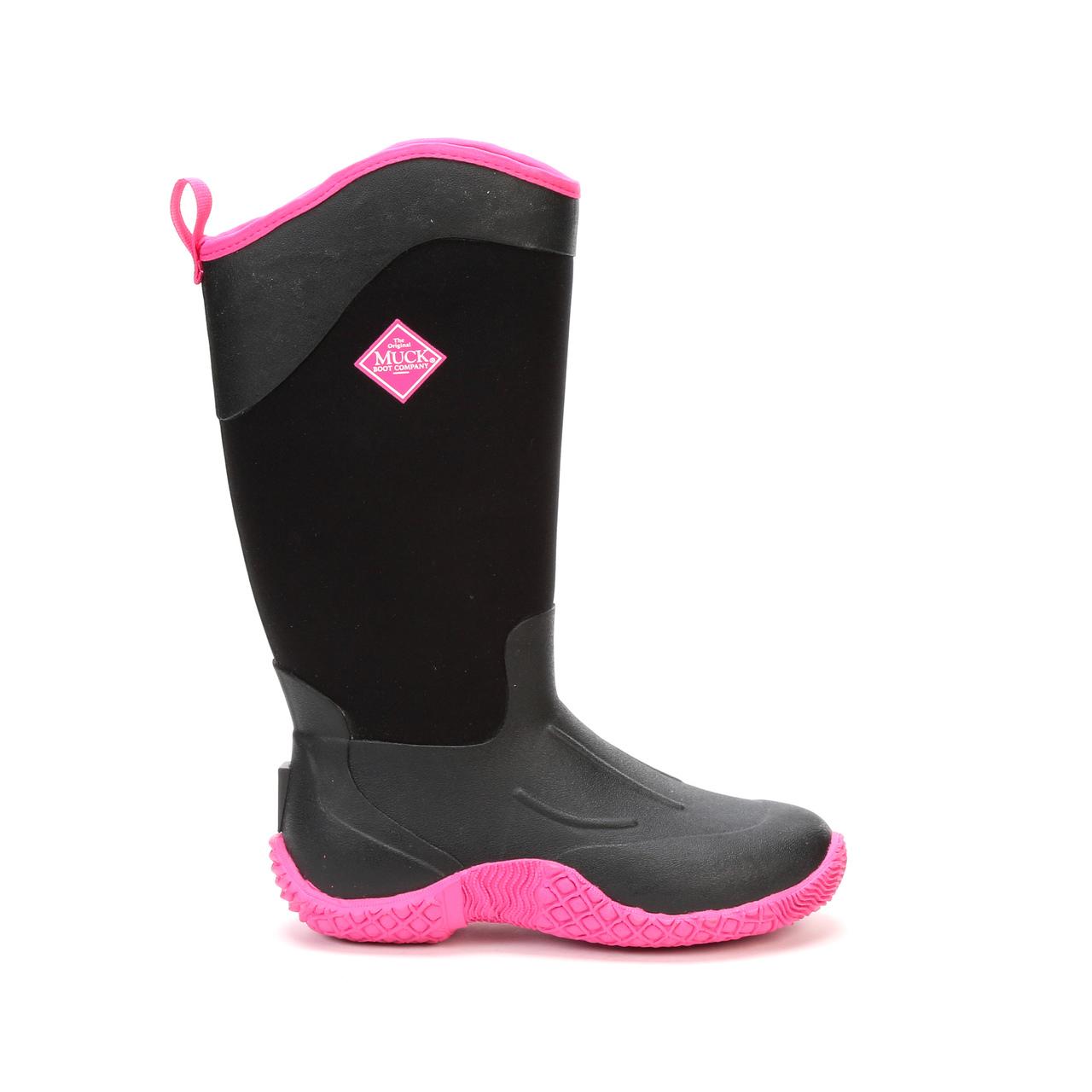 Muck Boots Women's Tack II Hi Equestrian Boot-Black/Hot Pink   eBay