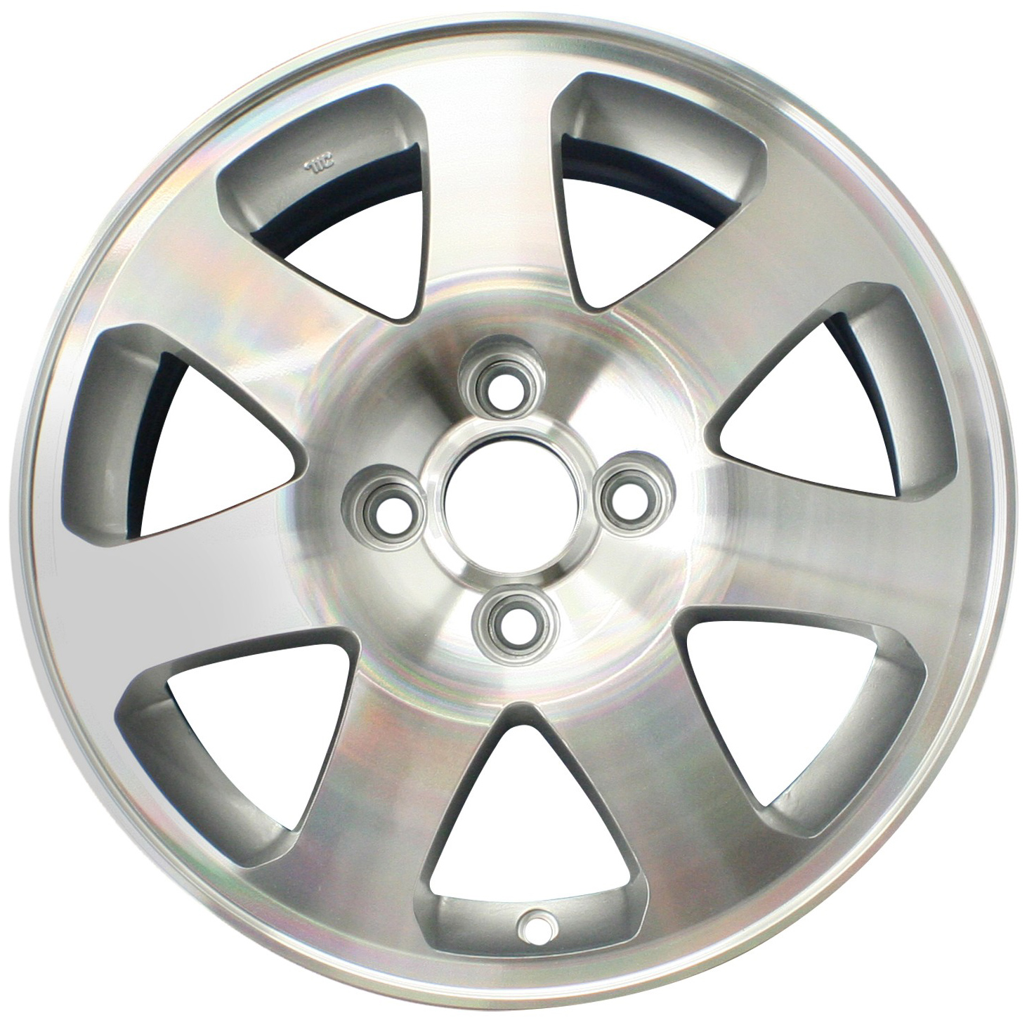 "Reconditioned OEM 15"" 15x6 Alloy Wheel Rim For 1999-2005"