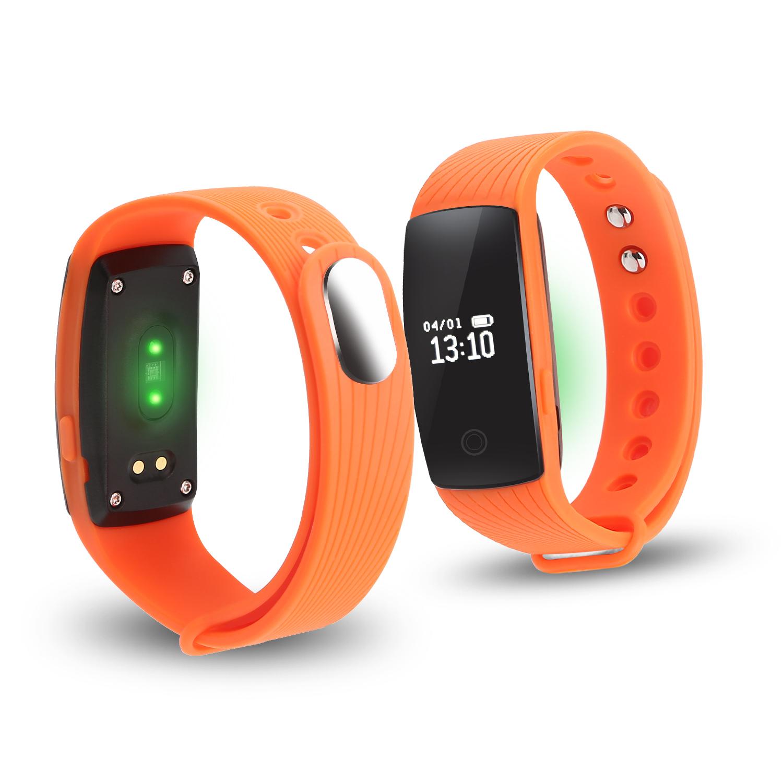 smart watch bracelet band bluetooth heart rate sport. Black Bedroom Furniture Sets. Home Design Ideas
