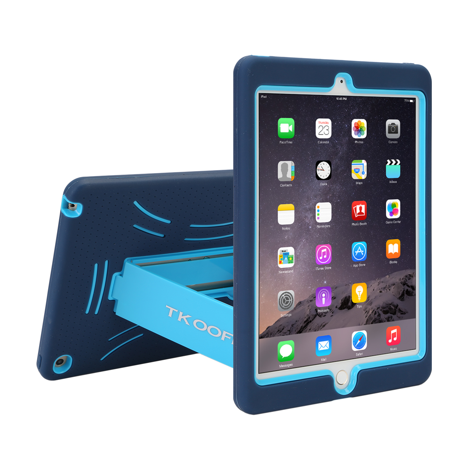kids heavy duty shock proof case cover for ipad mini. Black Bedroom Furniture Sets. Home Design Ideas