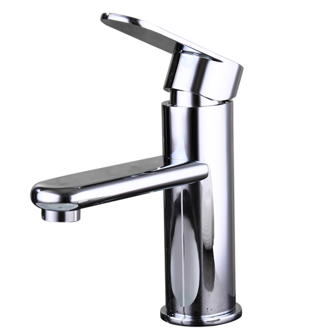 Kitchen-Faucet-One-Handle-Spray-Swivel-Sink-Tap-Brushed-Nickel-Bar ...