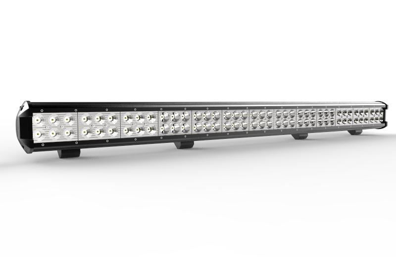 36 cree 234w combo spot flood led light bar for jeep jk. Black Bedroom Furniture Sets. Home Design Ideas