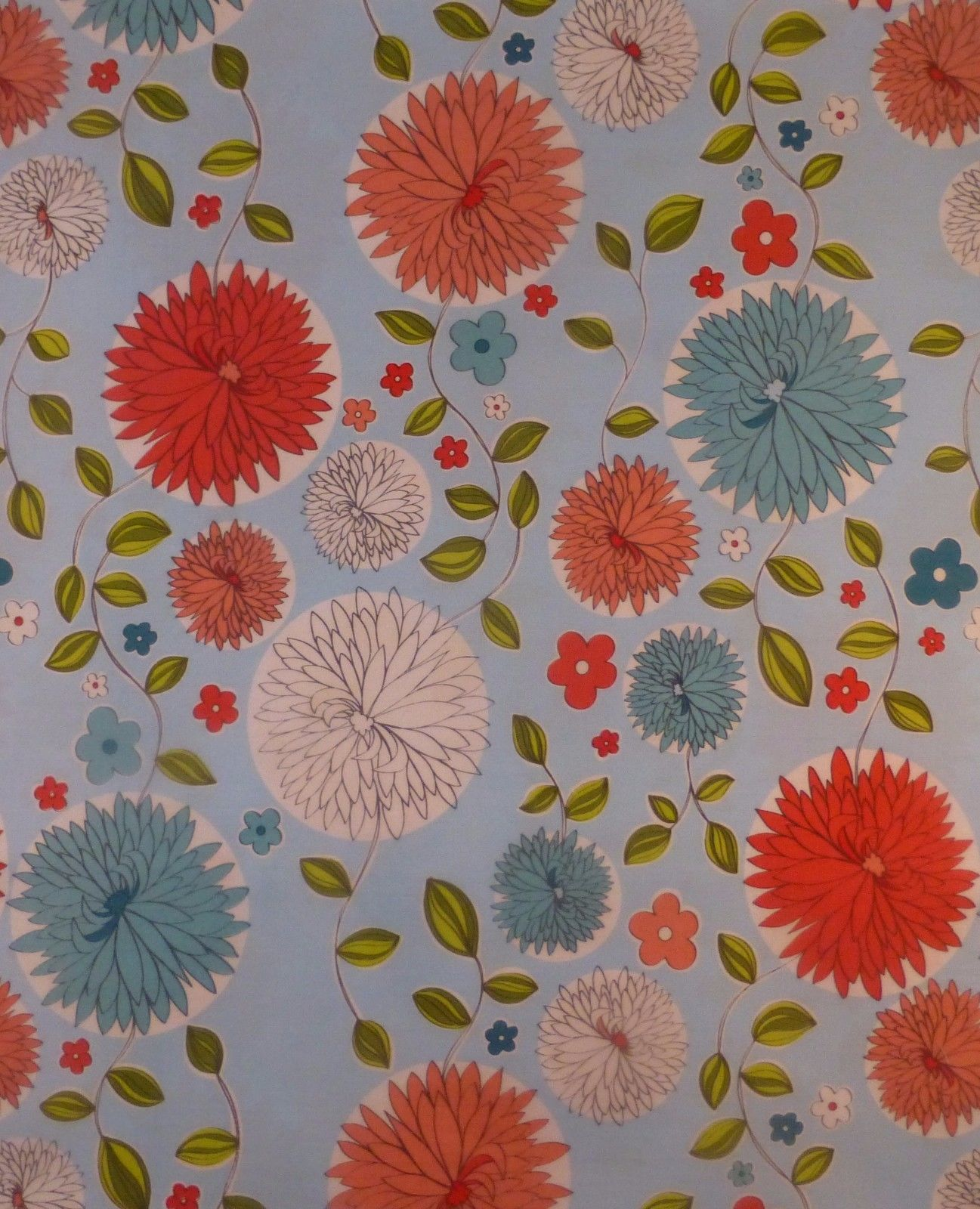 ANTHOLOGY FABRICS FloralBy the YardFloral Cotton Fabric