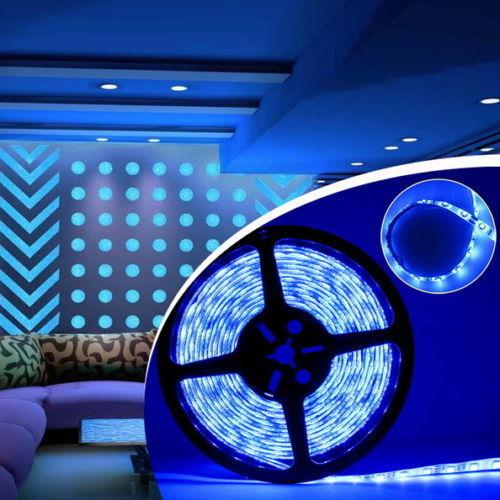 5m 72w 5050 3528 smd cuttable led strip lights xmas. Black Bedroom Furniture Sets. Home Design Ideas