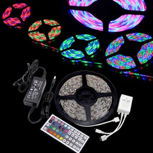 Outdoor 5050 Tape Light: 3528 5050 Flexible 5M 300 SMD LED Strip Light Lamp Tape