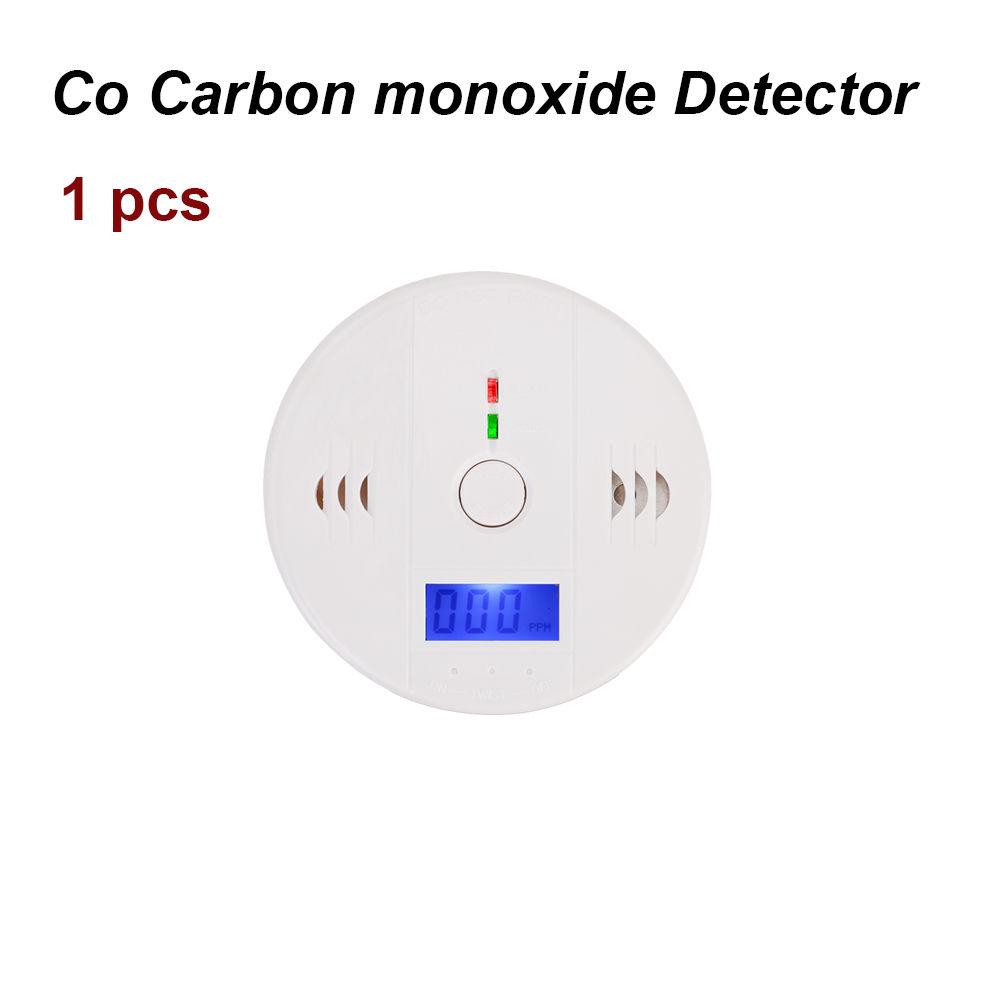 neu kohlenmonoxid co carbon melder gasmelder detector gaswarner tester raumelder ebay. Black Bedroom Furniture Sets. Home Design Ideas
