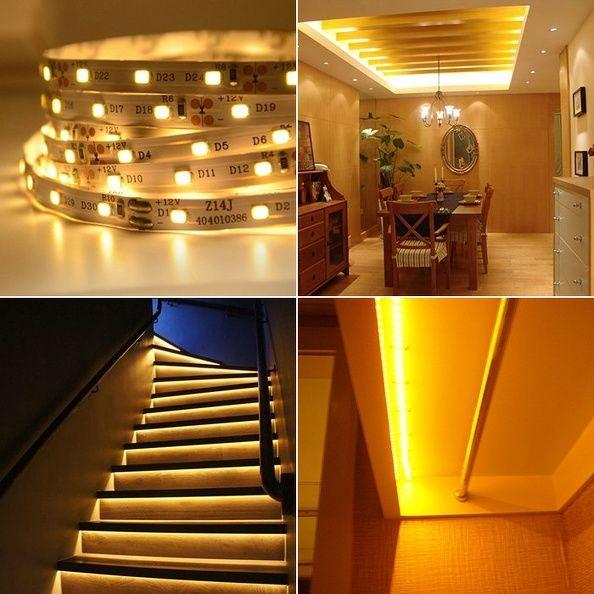 5m 10m 15m 20m 5050 rgb led licht lichterkette stripe schlauch leiste streifen ebay. Black Bedroom Furniture Sets. Home Design Ideas