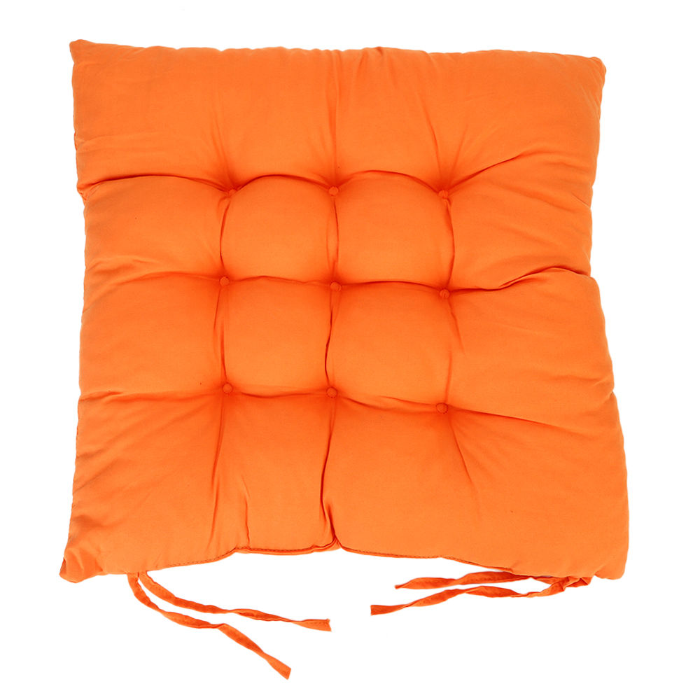 Soft Square Seat Pillow Cushions Chair Pad Patio Home Car Sofa Office Pads Uk Ebay