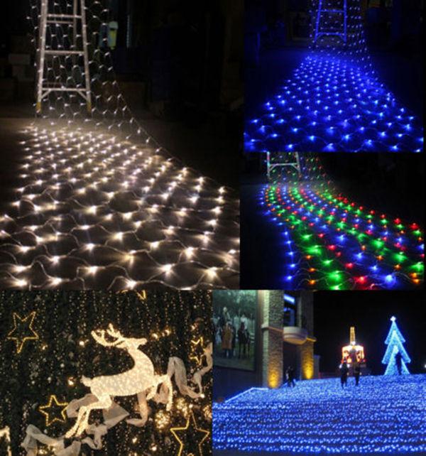 100-200-300-500-1000-LED-String-Fairy-Lights-Party-Christmas-Tree-Xmas-Wedding
