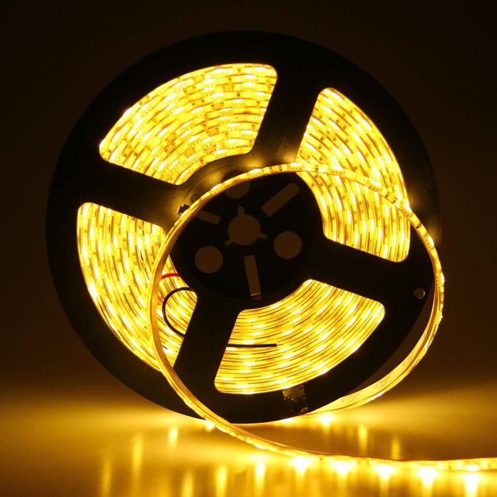 3528 5050 5m white 300 smd 12v led flexible strip light waterproof 3528 5050 5m white 300 smd 12v led aloadofball Image collections