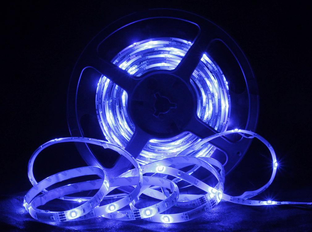 5m 10m 15m 20m Colorful 3528 Smd 300 Flexible Led Lights