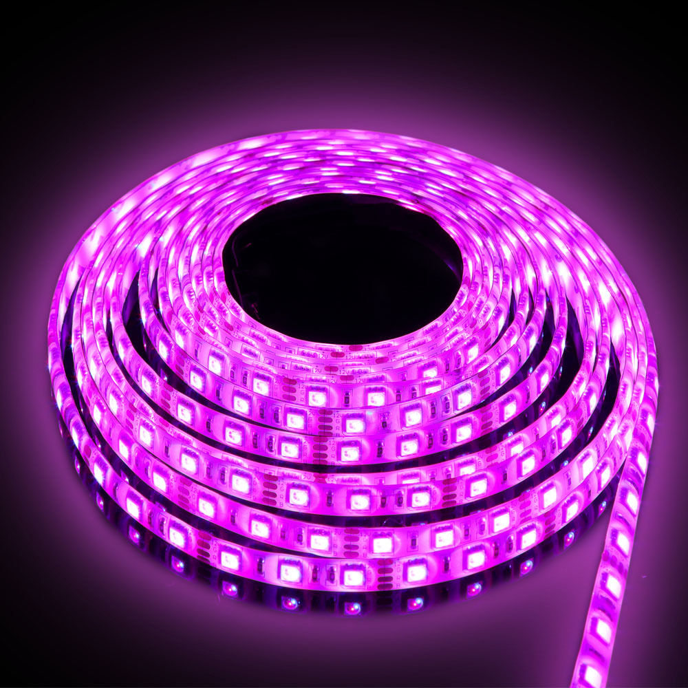 5050 rgb ip65 waterproof led strip remote control power 100 230v ac 5m 50m ebay. Black Bedroom Furniture Sets. Home Design Ideas