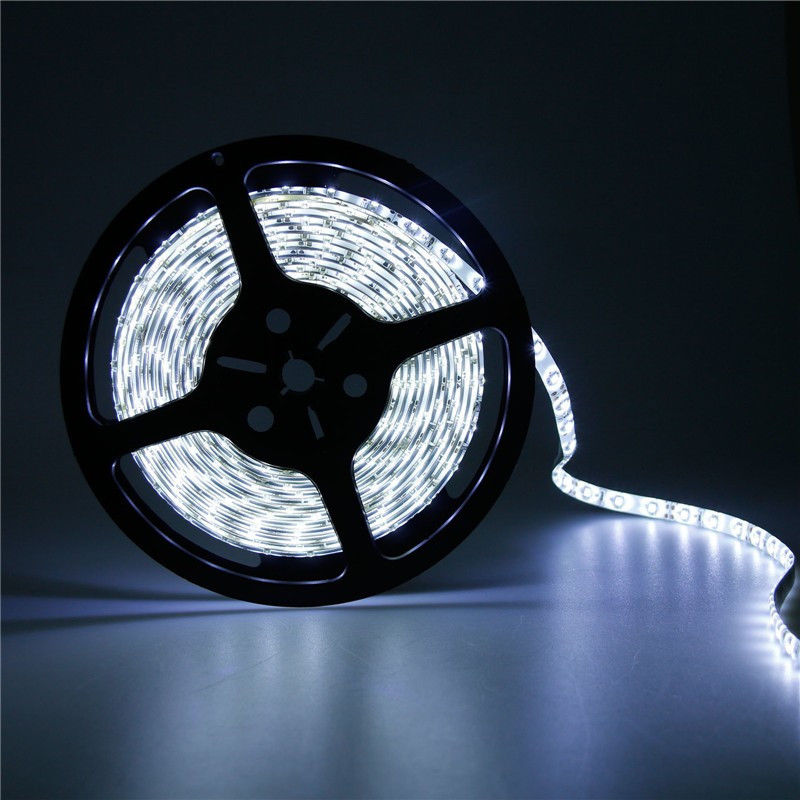 300 led 5 20m 3528 5050 smd 12v waterproof strip light. Black Bedroom Furniture Sets. Home Design Ideas