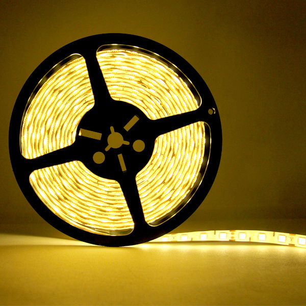 warm white 5m 10m 20m 30m led strip light 5050 smd ribbon tape roll waterproof ebay. Black Bedroom Furniture Sets. Home Design Ideas