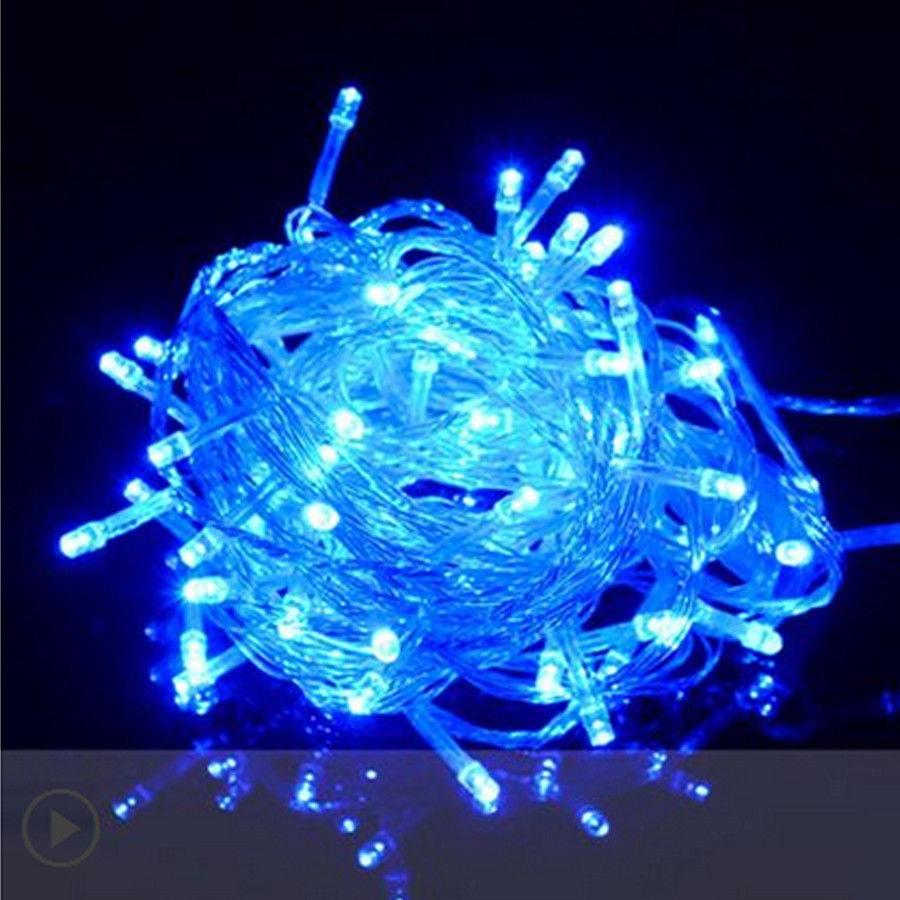 100m 500led 200m 1000led string fairy lights christmas. Black Bedroom Furniture Sets. Home Design Ideas