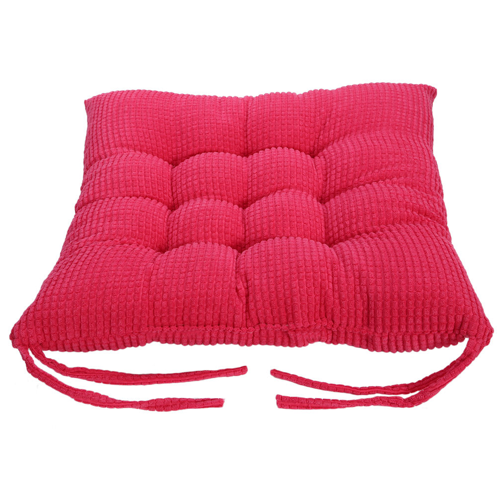 Cushions Soft Cotton Seat Pad Chair Pads For Garden Dining