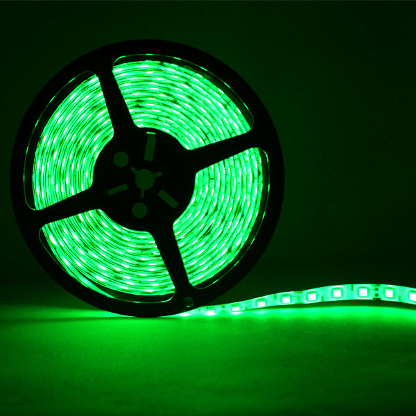 3528 12v 5m Light Strip 300 Smd Roll Tape Car Outdoor Party Led Waterproof Diy Ebay
