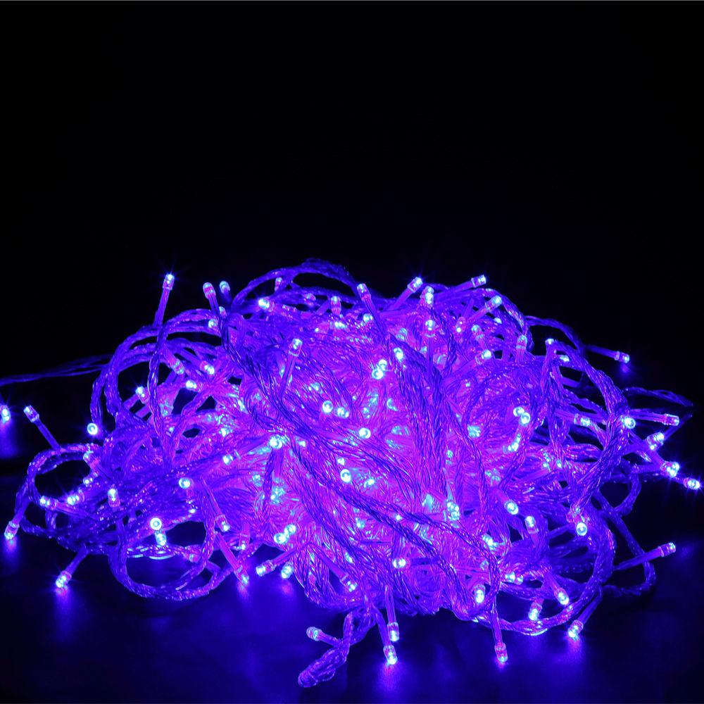 31V/240V Electric Power 100-1000 LED 10M-200M Fairy String Lights 8 Modes X'mas eBay