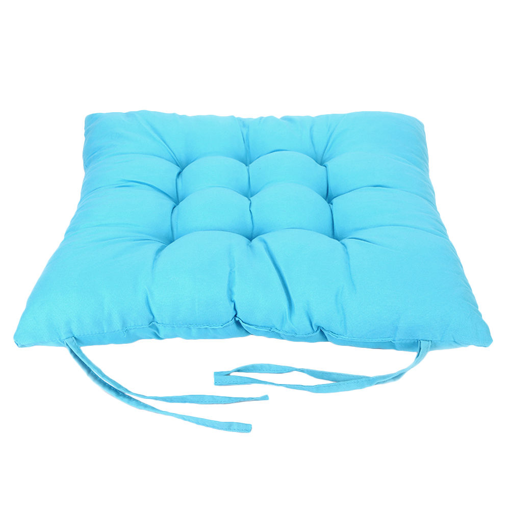 hot upholstery dining garden chair seat pads foam tie replacement decor cushions ebay. Black Bedroom Furniture Sets. Home Design Ideas