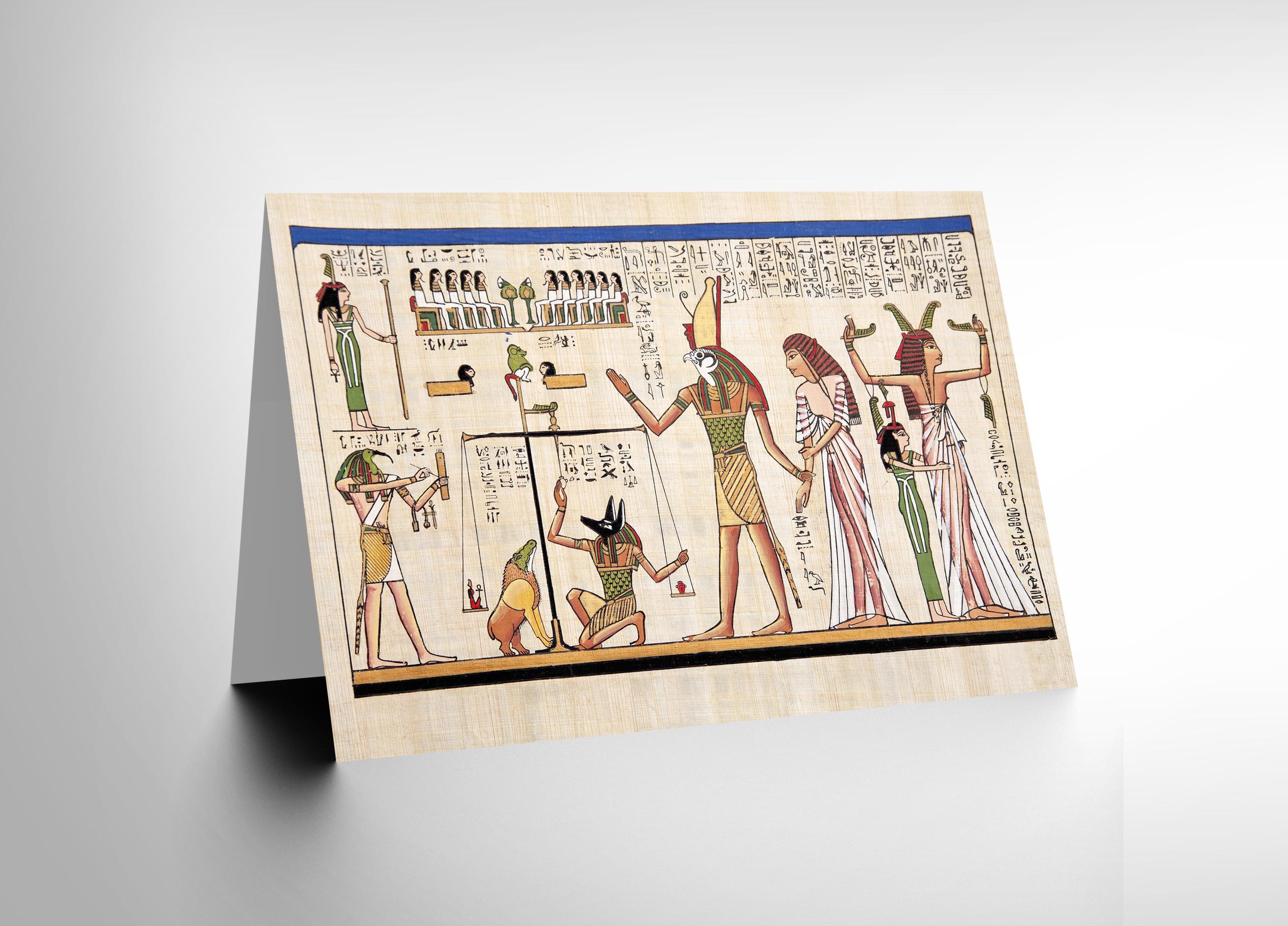 Painting ancient egyptian heiroglyphics horus mural for Ancient egyptian mural