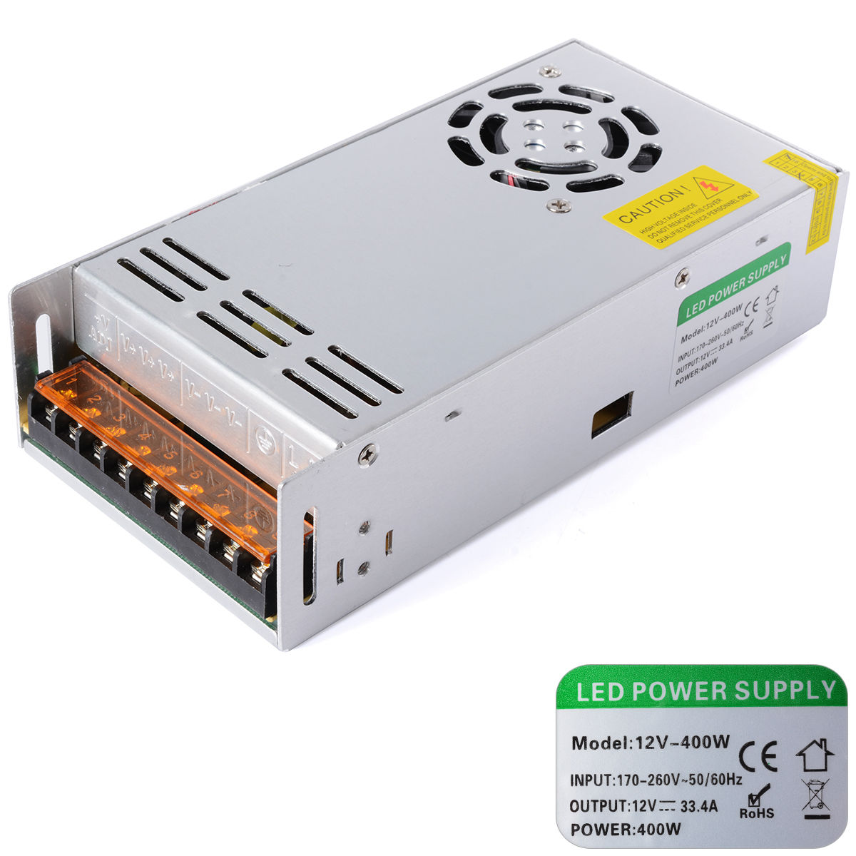 LED Driver and LED Power Supply Solutions