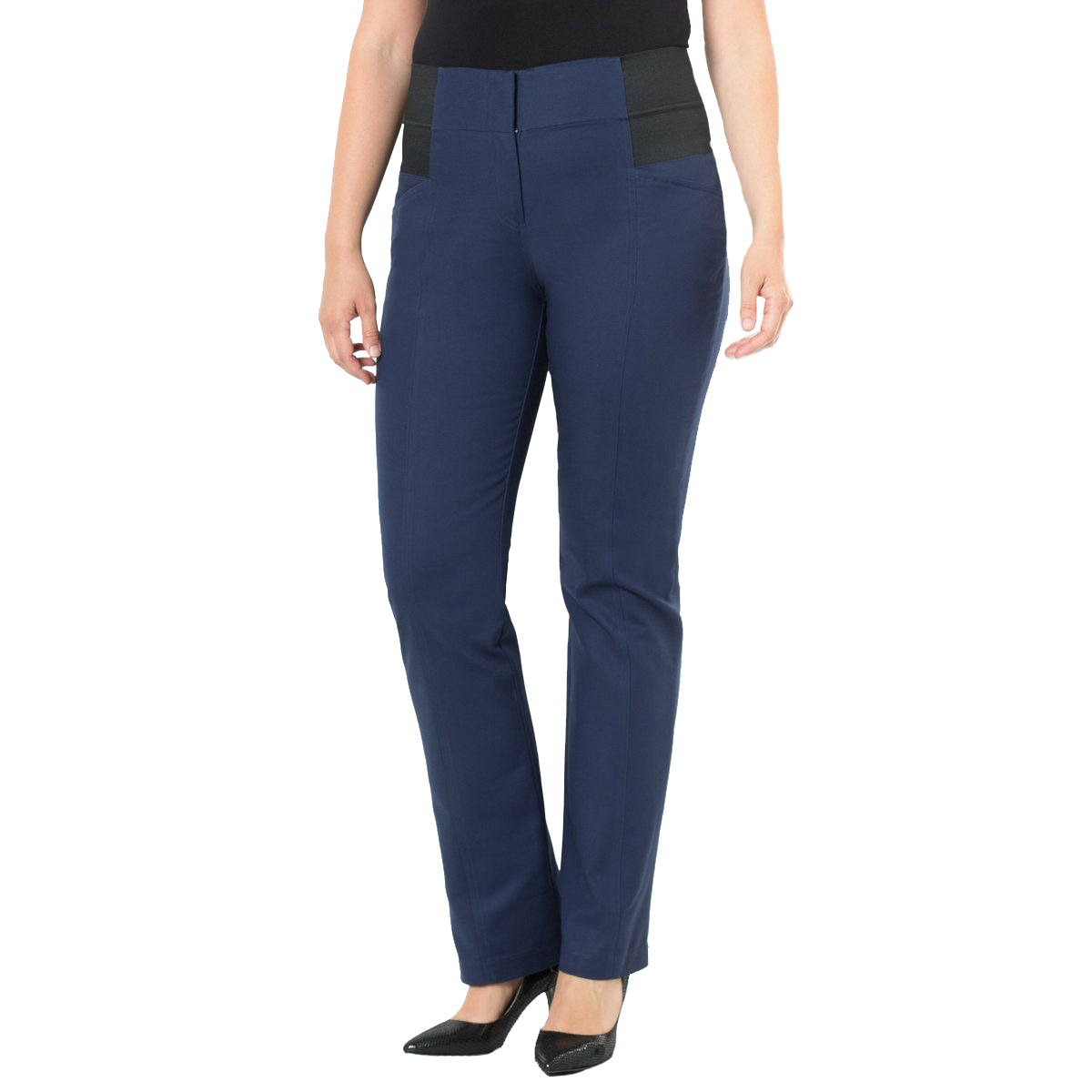 Castaluna damen High Waist Straight Trousers Length 30.5 324382947