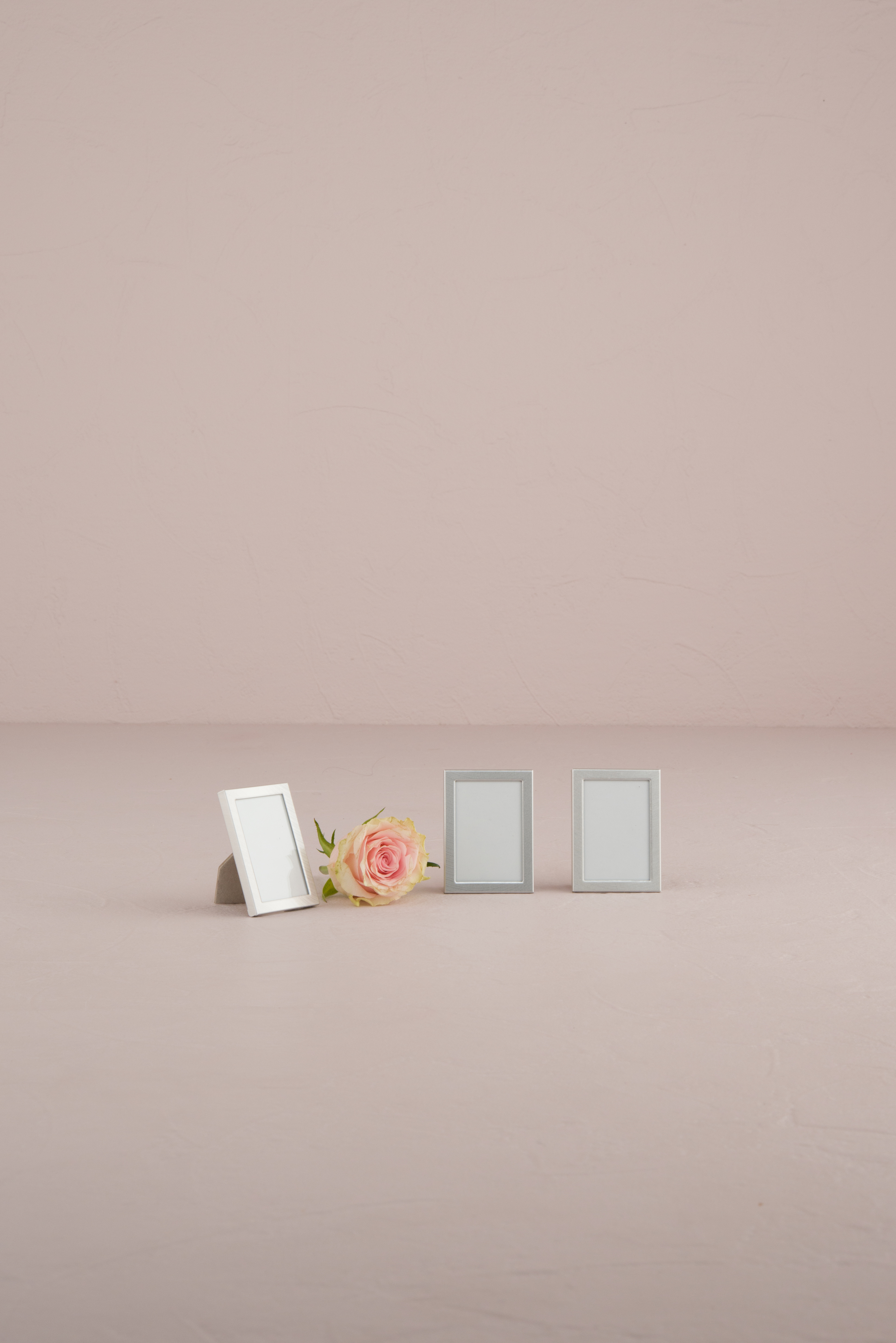 Photo Frames Pack of 3 Easel Back Small Size