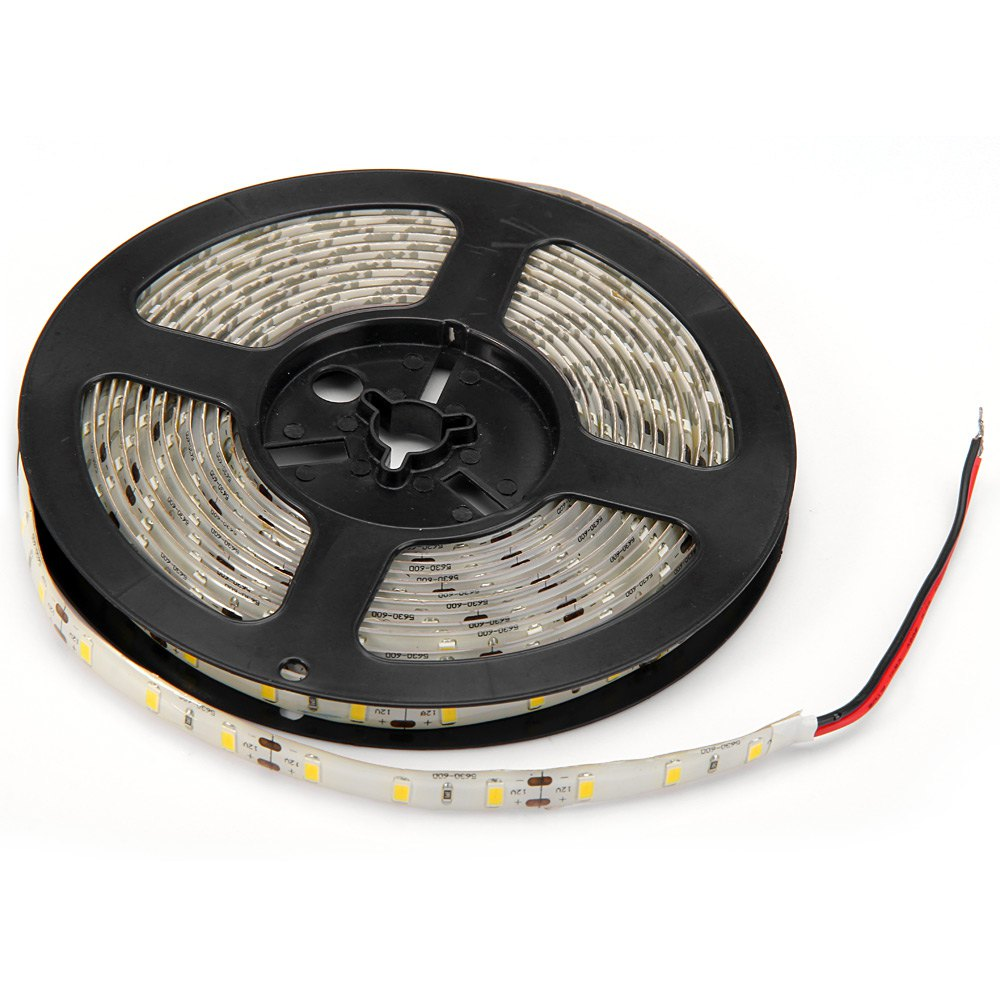 ip65 water resistant 5m 12v 60w smd5730 300 leds led light strip aus ebay. Black Bedroom Furniture Sets. Home Design Ideas