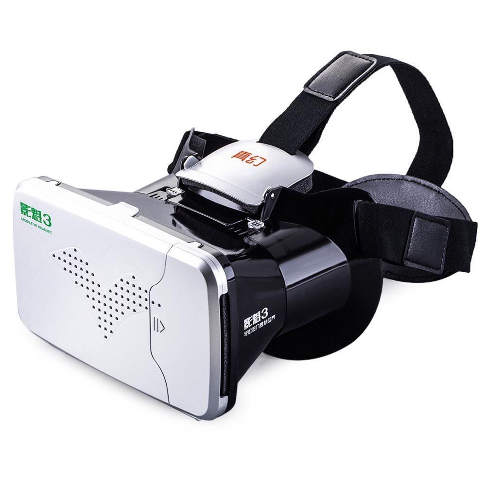 ritech riem iii virtual reality 3d head mounted glasses. Black Bedroom Furniture Sets. Home Design Ideas