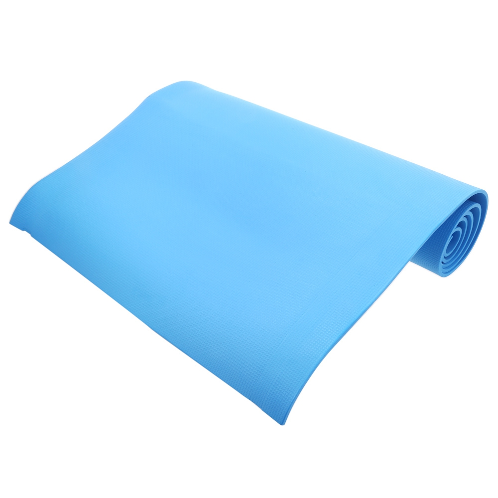 Yoga Mat Exercise Pad 6MM Thick Non-slip Gym Fitness