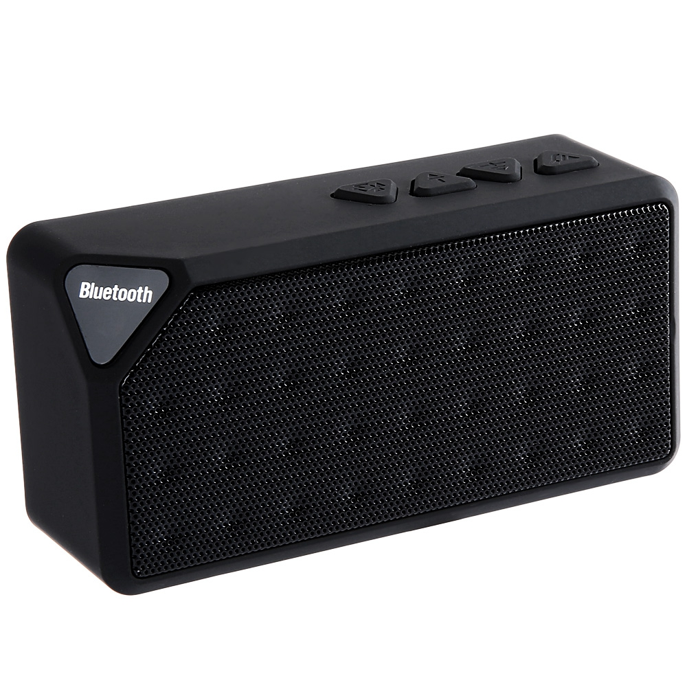 x3 wireless portable bluetooth speaker fm radio usb tf for iphone 7 samsung s7 ebay. Black Bedroom Furniture Sets. Home Design Ideas