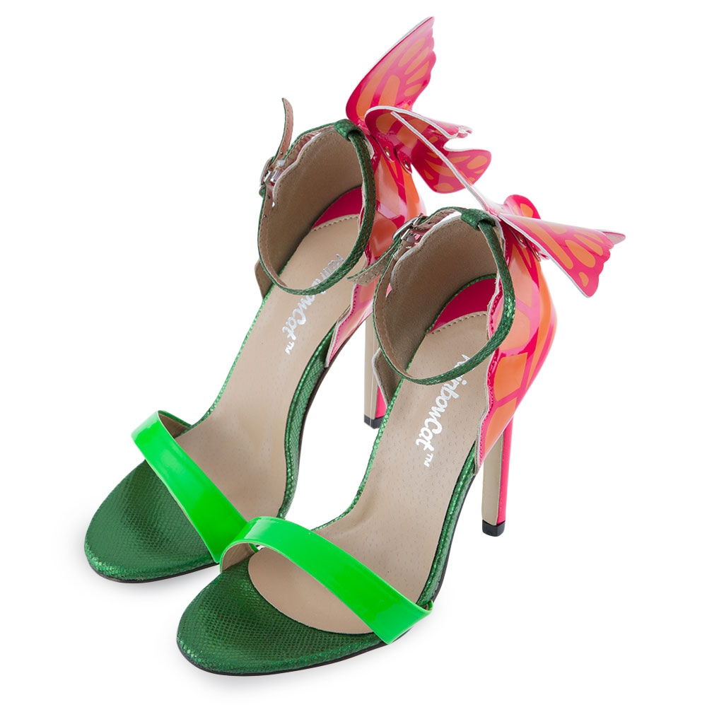 Womens Butterfly Shoes