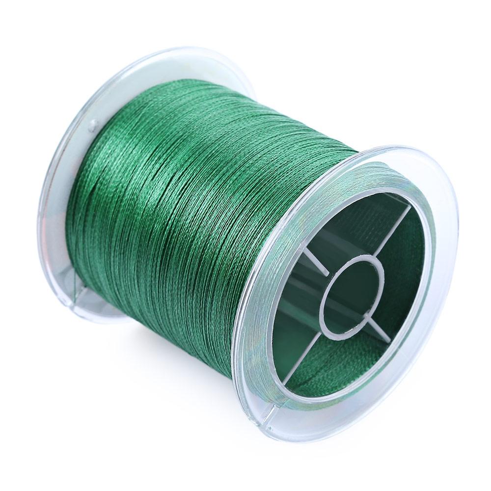 Proberos 500m 6lb 80lb braided fishing line pe 4 strands 5 for Braided fishing line
