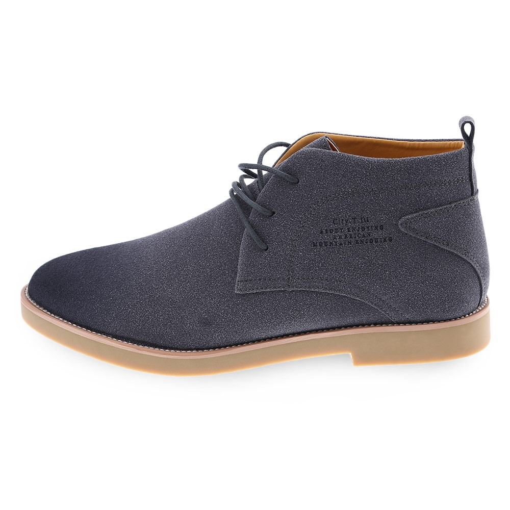 mens suede casual lace up fashion boots ankle desert trainers shoes aus ebay. Black Bedroom Furniture Sets. Home Design Ideas