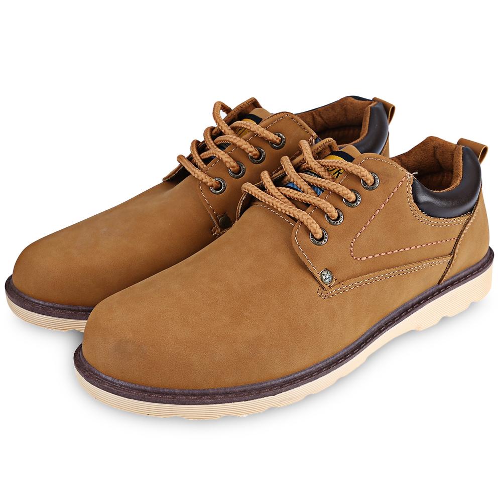 Suede Bucks Shoes Mens