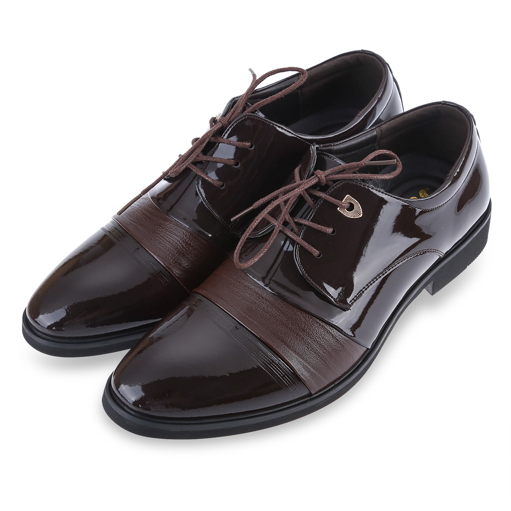 Mens Dress Formal Oxfords Leather Shoes Business Dress Fashion Casual Shoes AUS | EBay