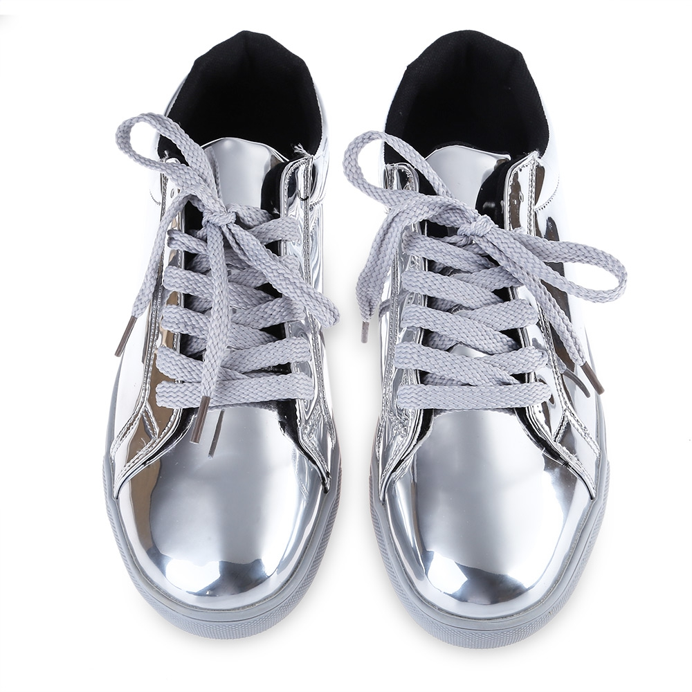 fashion mens casual lop top sport sneakers athletic